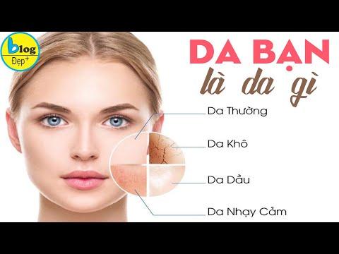 Cách chăm sóc từng loại da mặt