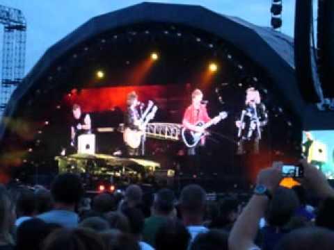 Bon Jovi - Miss 4th of July live in Mannheim 2011 mp3