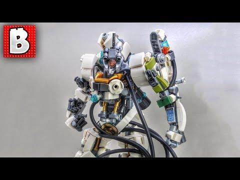 Epic LEGO Mech! HYPR10NN   TOP 10 MOCs