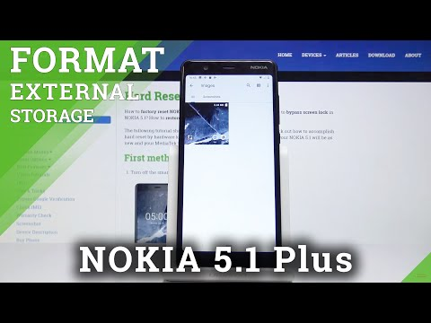 How To Move Photos From Internal Storage To SD Card In NOKIA 5.1