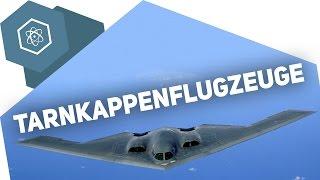 Wie funktioniert ein Tarnkappenflugzeug?