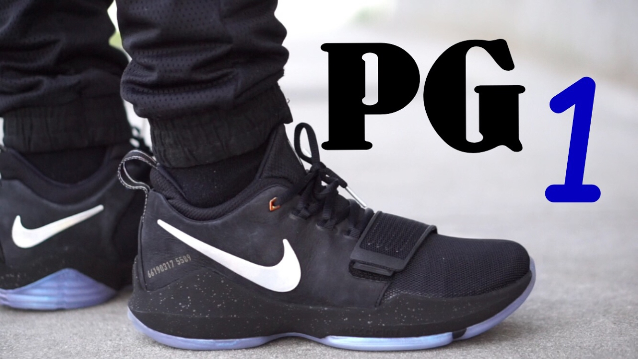 big sale d2327 1508c Nike Paul George PG1