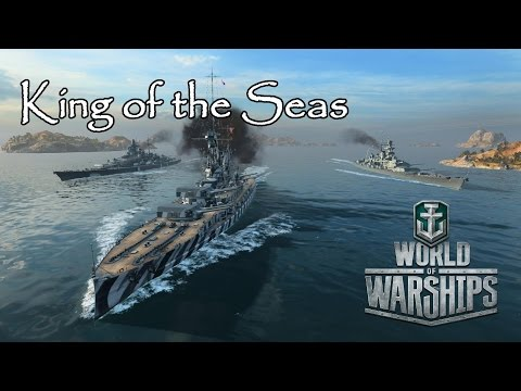 World of Warships - Kings of the Sea