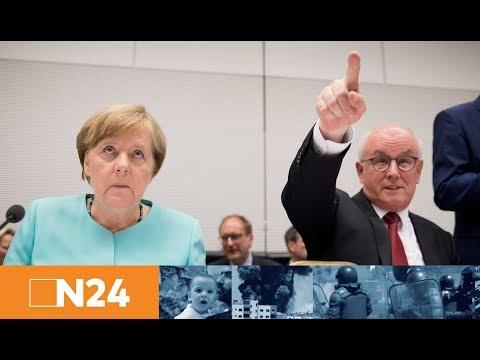 Angela Merkel sortiert die Mannschaft:  Erste Sitzung der neuen Unionsfraktion