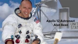 Alan Bean Apollo 12 Moon Rock