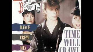 TIME WILL CRAWL (Dance Crew Mix) -1987-