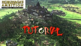 Nobunaga's Ambition: Sphere of Influence - Tutorial