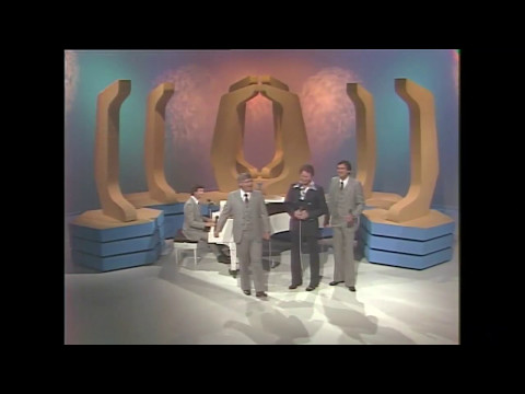 """The Couriers """"How Great Thou Art"""" (c.1978) on the PTL Club TV Show with Lee Robbins"""