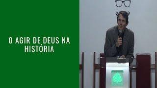 Pregação do dia 11/08/19 na Igreja Presbiteriana Central de SJCampos
