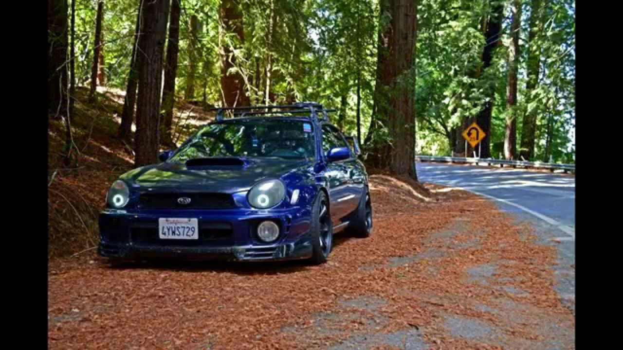 Subaru Impreza Blue Ridge Pearl Bugeye S Modded Youtube