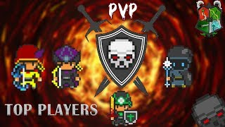 Rucoy Online [PVP]  -  TOP PLAYERS EUROPE  (multi-screen video)