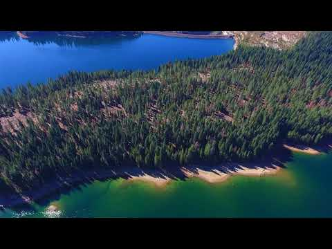 Union Valley Reservoir Via DJI Drone