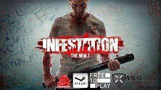 Infestation the new Z #1