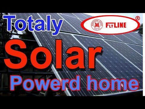 Solar power unit for whole house installed by murickens in Kallara kottayam 15kw