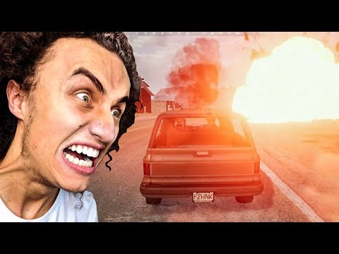SURVIVING ANY EXPLOSION EASILY! (PlayerUnknown's BattleGrounds)
