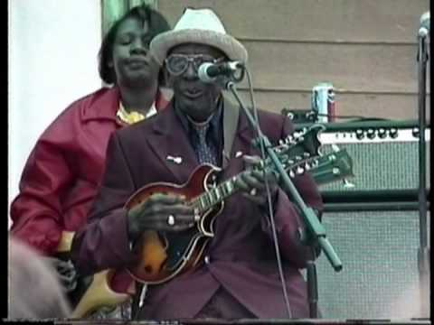 Yank Rachell and Homesick James 5-28-93 Chicago Blues Fest