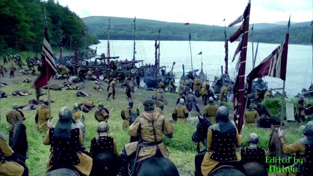Vikings - 5 battles.