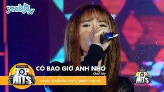 Có Bao Giờ Anh Nhớ | Khởi My | Vietnam Top Hits