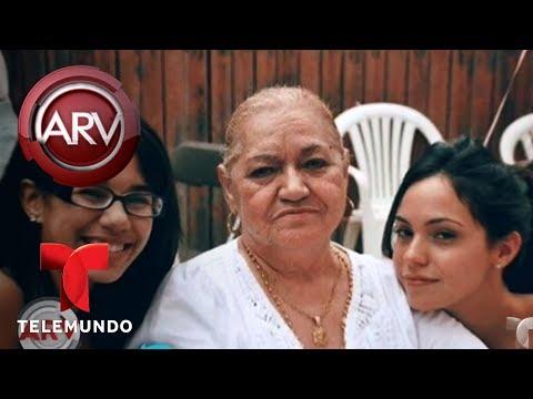 Marc Anthony anunció la muerte de su madre | Al Rojo Vivo | Telemundo