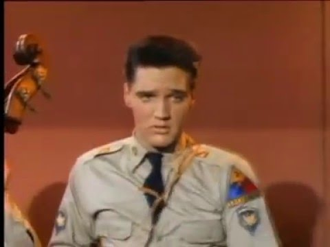 G.I. Blues - Elvis Presley (in the army)