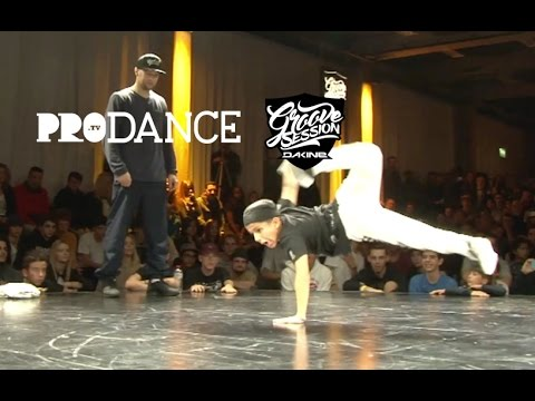 Lussy Sky & Lorenzo vs Intact & Weapon-X | SEMI FINAL | GROOVE SESSION 2016