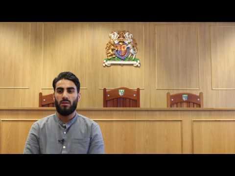 Meet Usamah, LLM International Commercial and Dispute Resolution Law