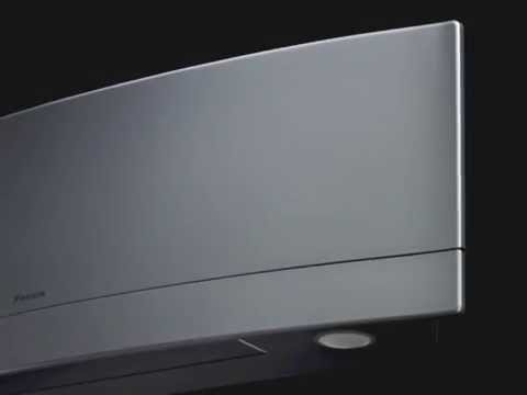 daikin emura product video reddot youtube. Black Bedroom Furniture Sets. Home Design Ideas