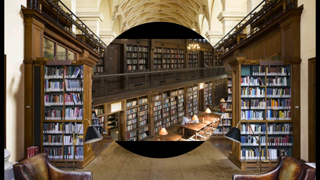University college london library youtube university college london library sciox Gallery