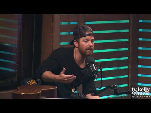 Kip Moore Tells a Real-Life, Horrifying Ghost Story
