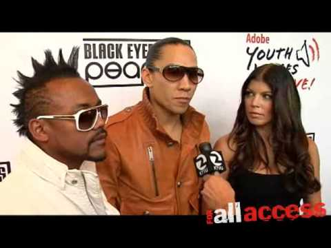 Who Helped The Black Eyed Peas Succeed?