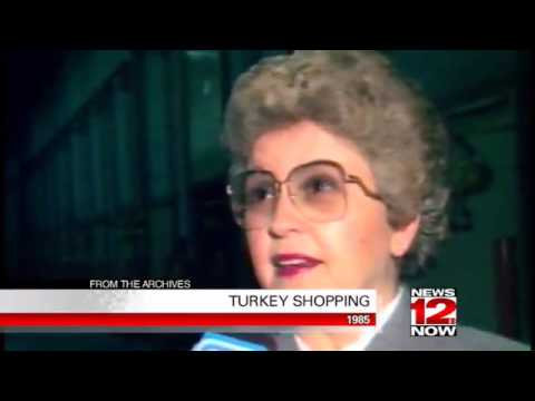 From The Archives: Turkey Shopping (1985)