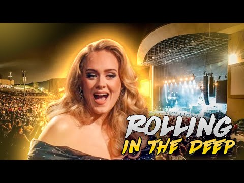 Adele-Rolling In The Deep(Jazz Metal Version)