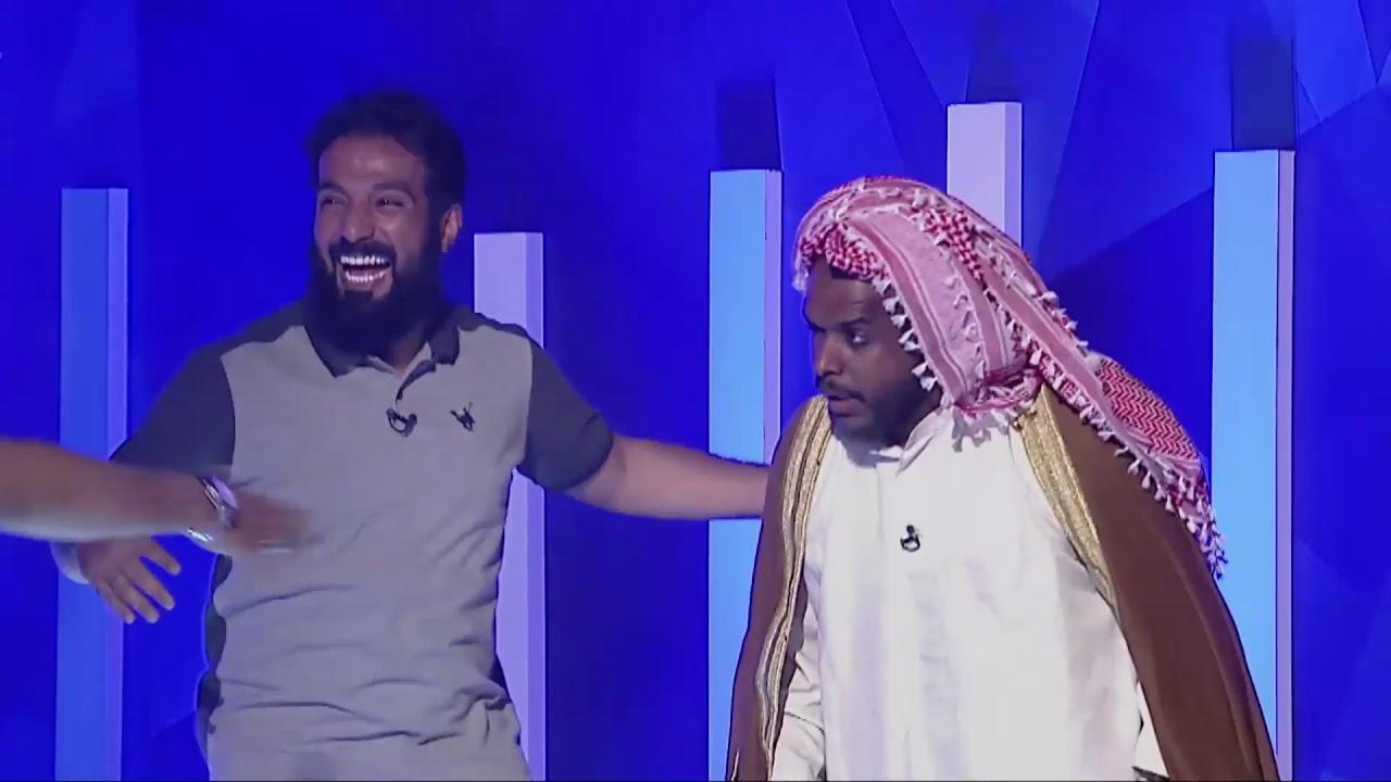 شبكة المجد:دخول خطيير و ناري للنجم عبدالله الخميس | الضربة القاضية