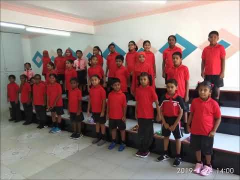 Iskandhar School Song