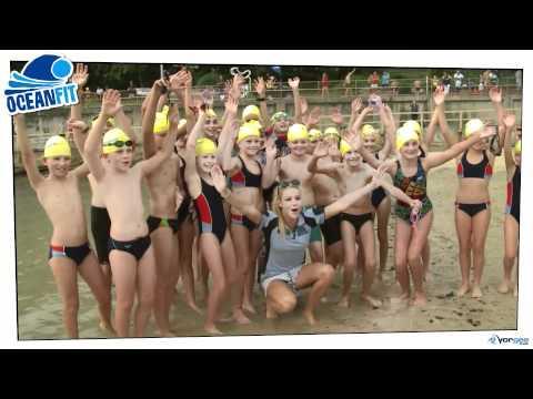 2012 OceanFit Clovelly Ocean Swim Event