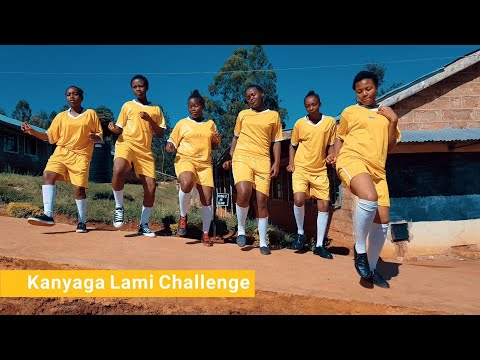 KIANGUNYI GIRLS Kanyaga Lami Challenge