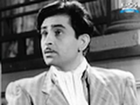 Raj Kapoor & Dilip Kumar has a show down   Andaz