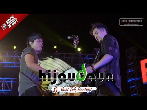 [NEW] Hijau Daun - Ilusi Tak Bertepi | Live Konser ROCK N' DUT | MAJALENGKA 30 September 2017