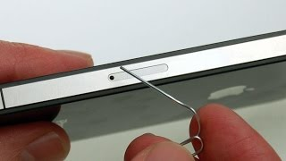 видео FAQ: Как вставить СИМ карту в Айфон 4, 4s, 5, 5c, 5s, SE, 6, 6s или 7