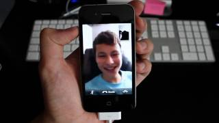 So funktioniert FaceTime (iPhone 4) - HD