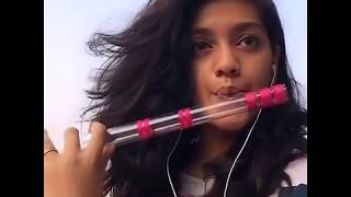 Aa Jane Ja Flute Palak Karaoke - The Golden Notes