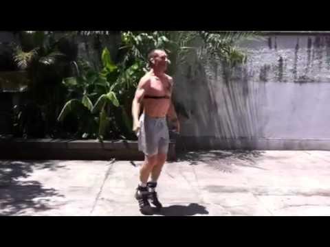 CrossFit Rio, post Carnival conditioning 2012 - Rio de Janeiro