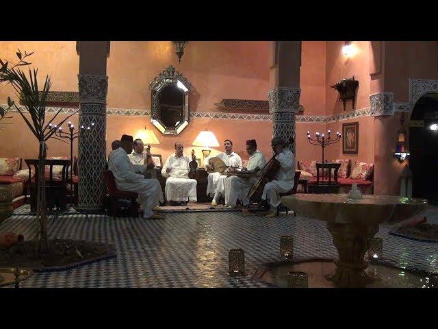 Alojamiento en Riad Maison d'hôtes Dar Anebar - Fez Marruecos