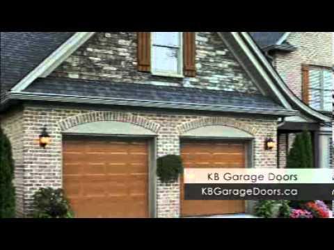 Kb Garage Doors Ltd Serving Surrounding Areas Of Burlington And