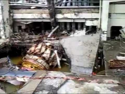 Sayano Shushenskaya Accident Youtube