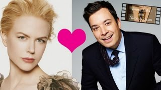 Jimmy Fallon Blew a Chance to DATE Nicole Kidman? | HOLLYWOOD GOSSIP Ep 17