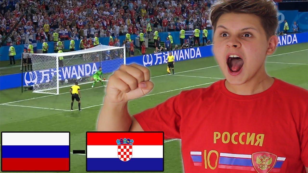 Kroatien Vs Russland