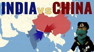 India vs China (2018)