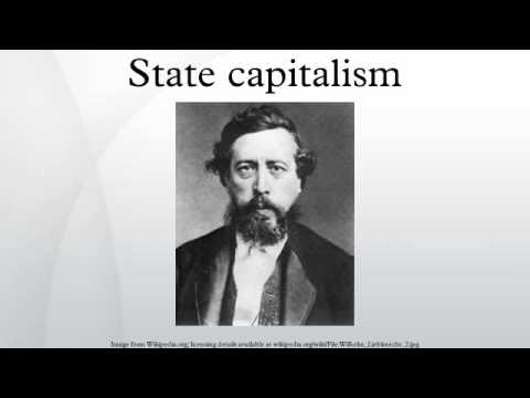 State capitalism