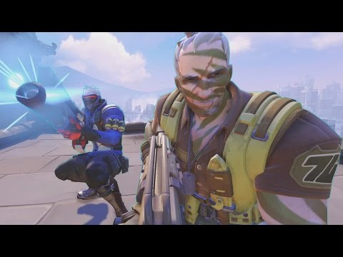 Overwatch - Learning from Soldier 69